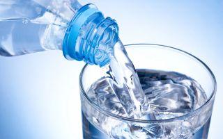 Химический состав минеральной воды и ее виды