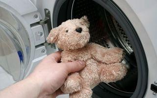 Как почистить мягкую игрушку в домашних условиях. Как стирать мягкие игрушки