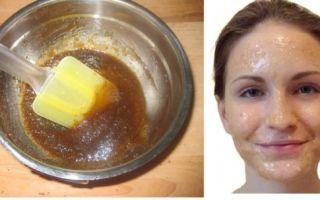 Сахарный скраб для лица и тела: в чем польза. Рецепты и особенности нанесения