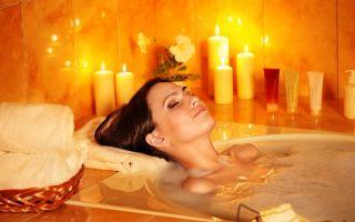 Польза и вред горячей ванны