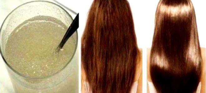 Ламинирование волос дома: простой способ сделать волосы красивыми и здоровыми
