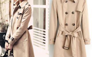 Как и с чем носить тренчкот: элегантная классика всегда в моде