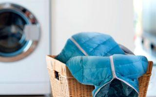 Как стирать пуховик вручную и в стиральной машине-автомат. Как высушить пуховик после стирки