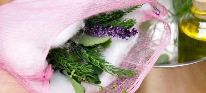 Фито подушка с травами своими руками: варианты и пропорции травяных сборов