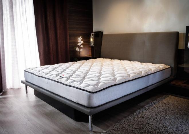 Какой матрас выбрать для кровати