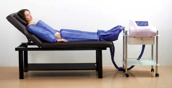 Что такое прессотерапия для тела