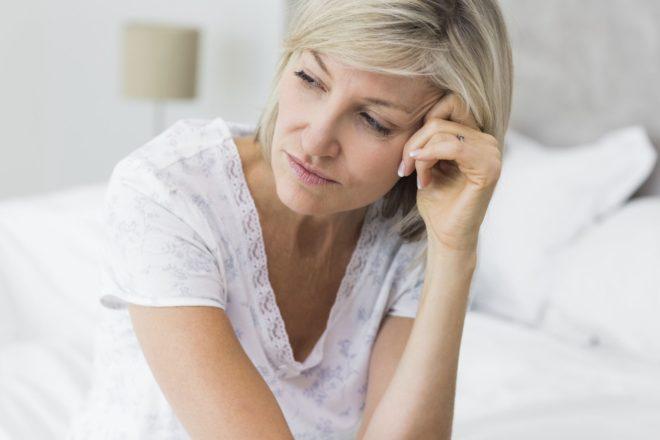 Признаки менопаузы