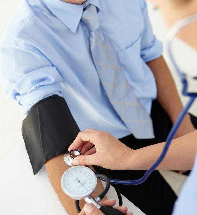 Причины скачков артериального давления