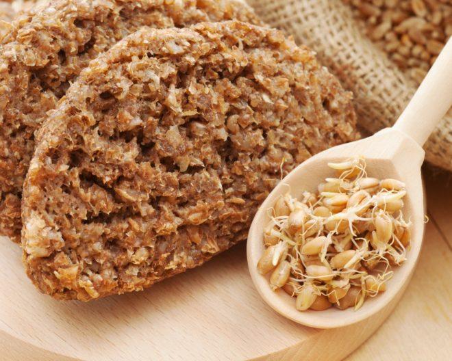 Чем полезна пророщенная пшеница