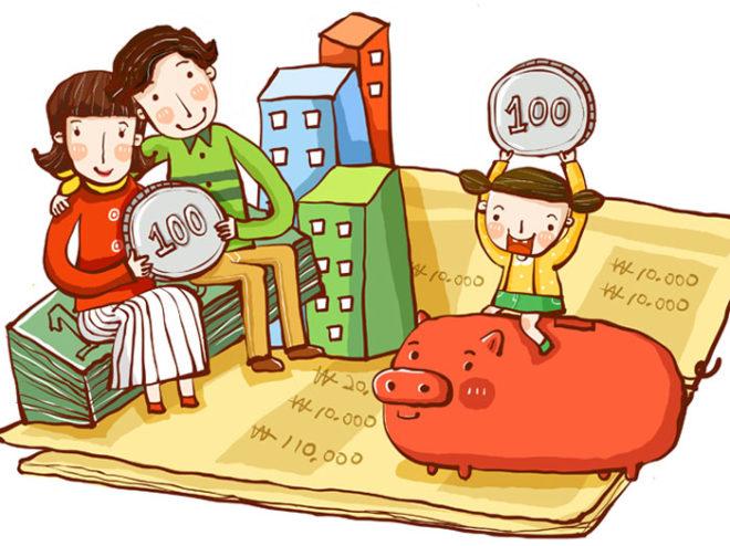Общий бюджет в семье
