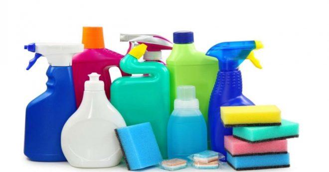 Чем заменить химические моющие средства