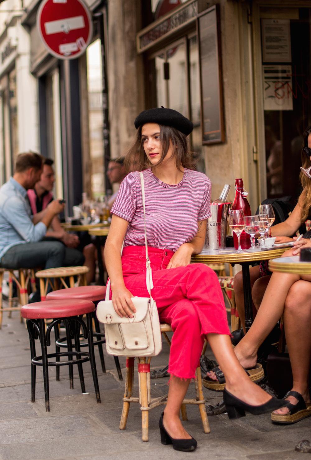француженки и парижанки фото вечеру стало известно