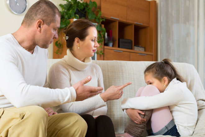 ребенок не держит обещания