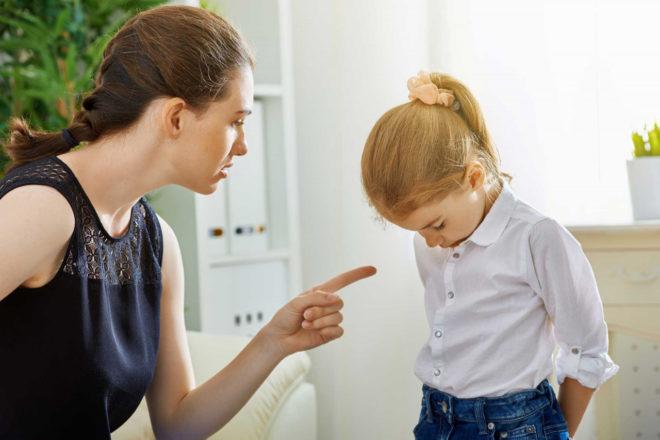 ребенок не выполняет обещания