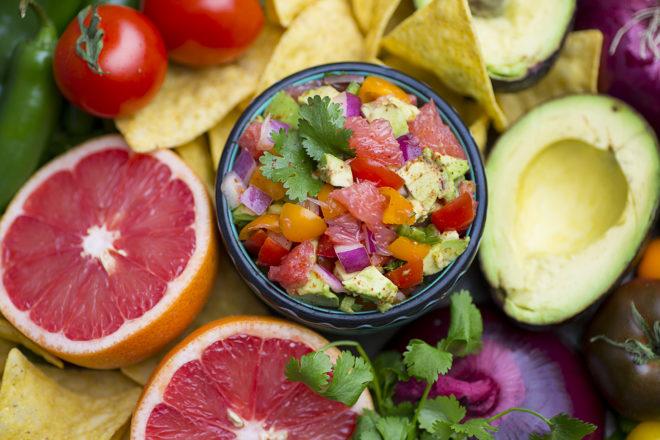 салат для антицеллюлитной диеты