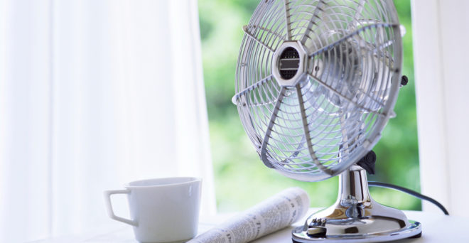 Как бороться с жарой в квартире летом