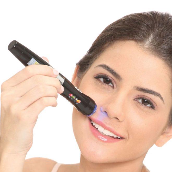 лазерная эпиляция волос в носу