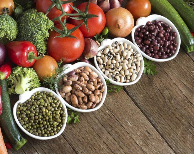 диета с большим количеством клетчатки для похудения