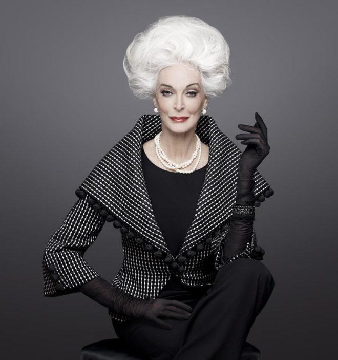 как не стареть женщине после 50
