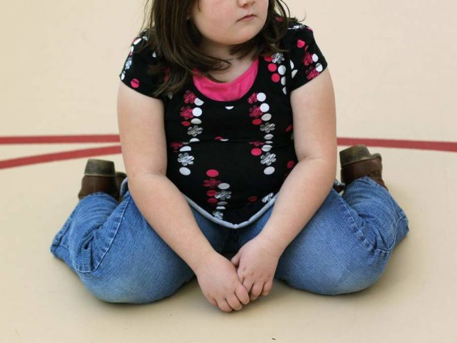 лечение ожирения у детей