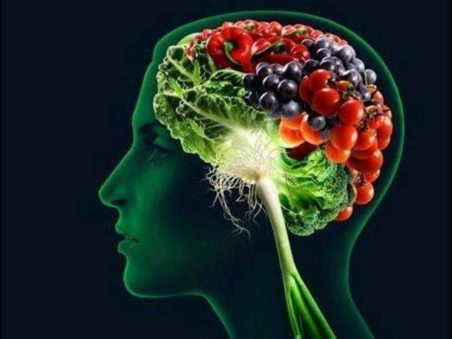 продукты улучшающие память и работу мозга