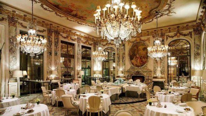 рестораны с мишленовскими звездами