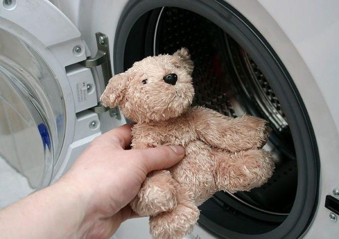 стирка мягких игрушек в стиральной машине автомат