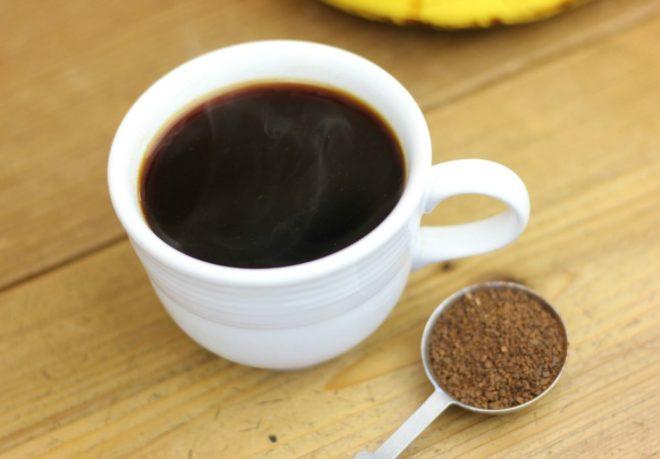 Есть ли в цикории кофеин