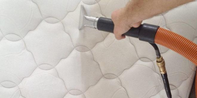 чистки матраса в домашних условиях