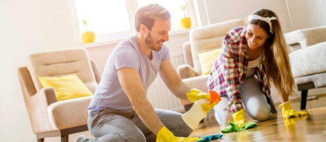 обязанности мамы и папы