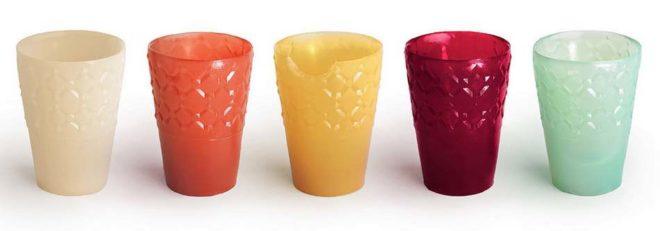 желейные стаканчики